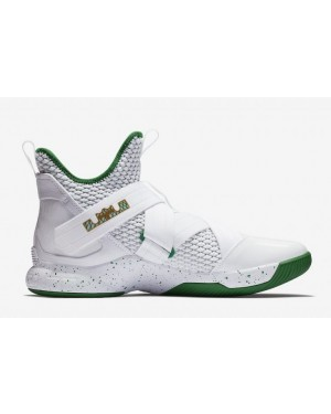 Nike Lebron Soldier 12 XII SVSM Home Hombre Ao2609-100