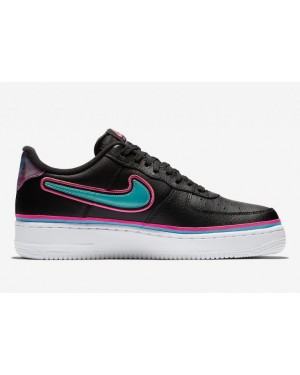 Nike Air Force 1 Low South Beach Negras | AJ7748-002