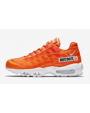 "Nike - Hombre Air Max 95 ""Just Do It"" AV6246-800 (Naranjas 