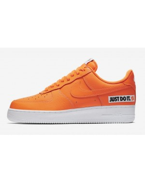 Nike Air Force 1 '07 LV8 JDI Leather | Naranjas | Sneakers BQ5360-800