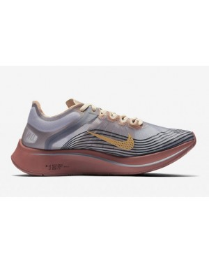 Nike Zoom Fly SP 'London' (Grises/Doradas/Marrónes) AV7006-001