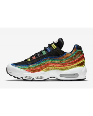 "Nike Air Max 95 ""Olympic"" Negras DA1344-014"
